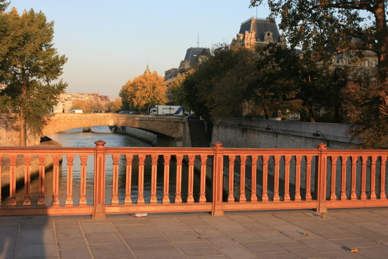 Pont au double Paris